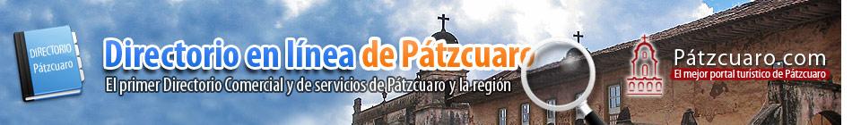 Directorio Comercial y de Servicios de Pátzcuaro y la región
