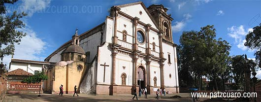Catedral de Pátzcuaro