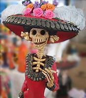 Día de Muertos en Pátzcuaro - Calendario de actividades :: Patzcuaro