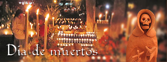 Dia De Muertos Pátzcuaro Michoacan